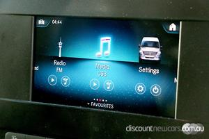 2021 Mercedes-Benz Sprinter 319CDI LWB Auto RWD