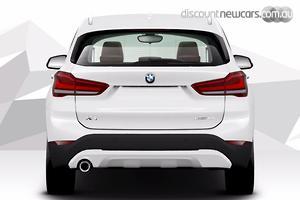 2020 BMW X1 sDrive18i F48 LCI Auto
