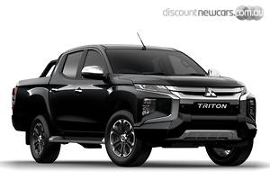 2019 Mitsubishi Triton GLS Premium MR Auto 4x4 MY20 Double Cab