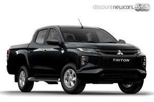 2019 Mitsubishi Triton GLX+ MR Manual 4x4 MY20 Double Cab