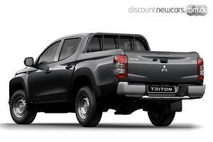 2019 Mitsubishi Triton GLX MR Auto 4x4 MY20 Double Cab