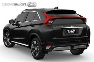 2020 Mitsubishi Eclipse Cross Exceed YA Auto AWD MY20