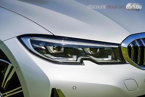 2019 BMW 3 Series 320d Luxury Line G20 Auto