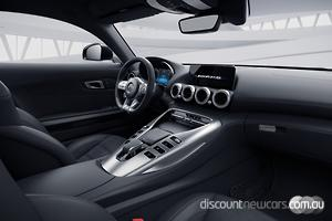 2020 Mercedes-Benz AMG GT S Auto
