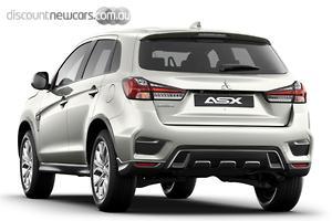 2019 Mitsubishi ASX ES XD Auto 2WD MY20