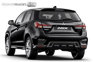 2019 Mitsubishi ASX ES ADAS XD Auto 2WD MY20