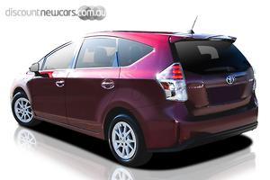 2019 Toyota Prius V i-Tech Auto