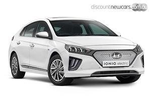 2019 Hyundai IONIQ hybrid Premium Auto MY20