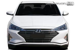 2019 Hyundai Elantra Active Auto MY20