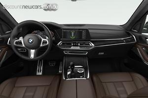 2020 BMW X7 M50i G07 Auto 4x4