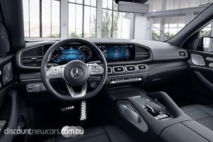 2019 Mercedes-Benz GLS-Class GLS400 d Auto 4MATIC