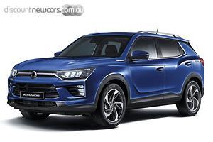 2019 SsangYong Korando Ultimate LE Auto AWD MY20