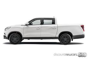 2019 SsangYong Musso Ultimate XLV Auto 4x4 MY20