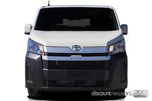 2021 Toyota Hiace LWB Manual