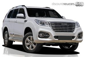 2020 Haval H9 LUX Auto 4WD MY19