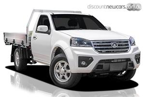 2020 Great Wall Steed Manual 4x4