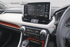 2019 Toyota RAV4 Edge Auto AWD