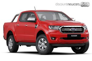 2019 Ford Ranger XLT PX MkIII Manual 4x4 MY20.25 Double Cab