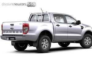 2019 Ford Ranger XLS PX MkIII Manual 4x4 MY20.25 Double Cab