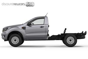 2021 Ford Ranger XL PX MkIII Manual 4x4 MY21.25 Super Cab