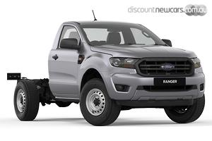 2020 Ford Ranger XL Hi-Rider PX MkIII Auto 4x2 MY20.25 Double Cab
