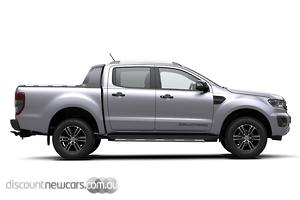2019 Ford Ranger Wildtrak PX MkIII Auto 4x4 MY20.25 Double Cab