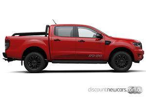 2019 Ford Ranger FX4 PX MkIII Manual 4x4 MY20.25 Double Cab