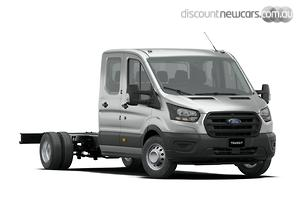 2021 Ford Transit 470E VO Manual MY21.25 Double Cab