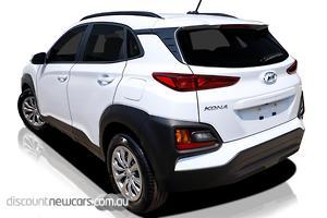 2020 Hyundai Kona Go Auto AWD MY20