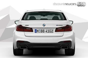 2019 BMW 5 Series M550i xDrive Pure G30 Auto M xDrive