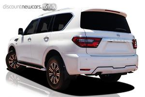 2021 Nissan Patrol Ti-L Y62 Auto 4x4 MY21