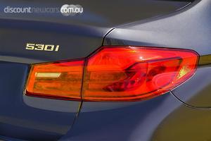 2020 BMW 5 Series 530i M Sport G30 Auto