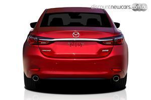 2020 Mazda 6 GT GL Series Auto