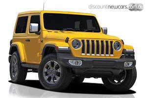 2019 Jeep Wrangler Overland Auto 4x4 MY20