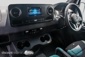 2021 Mercedes-Benz Sprinter 316CDI LWB Auto RWD