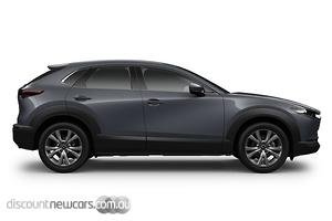 2019 Mazda CX-30 G20 Touring DM Series Auto
