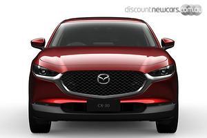 2020 Mazda CX-30 G25 Astina DM Series Auto i-ACTIV AWD
