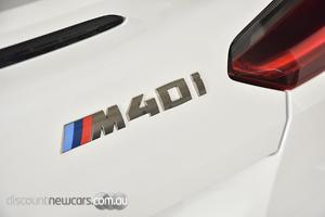 2021 BMW Z4 M40i G29 Auto