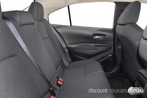 2019 Toyota Corolla Ascent Sport Hybrid Auto