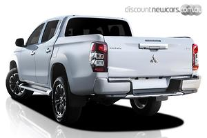 2020 Mitsubishi Triton GLS MR Manual 4x4 MY20 Double Cab