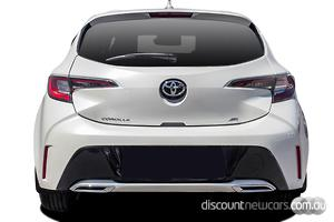 2019 Toyota Corolla ZR Auto