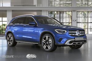 2020 Mercedes-Benz GLC-Class GLC300 Auto 4MATIC
