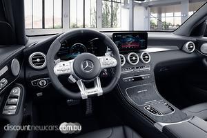 2020 Mercedes-Benz GLC-Class GLC63 AMG S Auto 4MATIC+