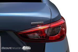 2021 Mazda 2 G15 Pure DL Series Auto