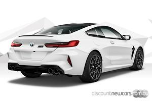 2020 BMW M8 Competition F92 Auto M xDrive