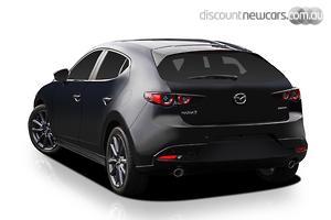 2020 Mazda 3 G20 Evolve BP Series Manual