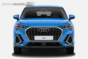 2020 Audi Q3 35 TFSI S Line Auto MY20