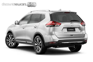 2020 Nissan X-TRAIL TL T32 Series III Auto 4WD MY20