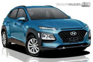 2020 Hyundai Kona Go Auto 2WD MY20