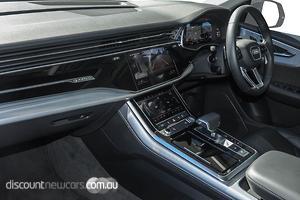2020 Audi Q8 55 TFSI Auto quattro MY20